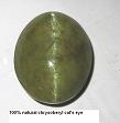 100% natural chrysoberyl cat's eye,,204.35 cts form orissa gems